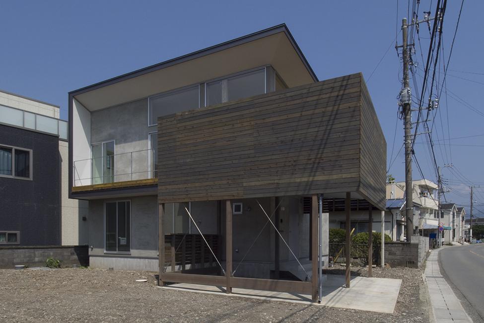 小田原の家