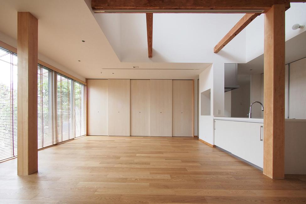 木造住宅のフル改修
